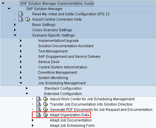 How to configure SAP\u0027s standard Job Request form \u2013 Part 2 SAP Blogs