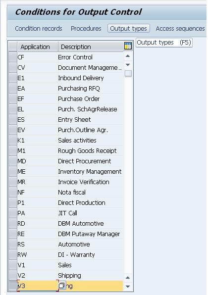 Create New Output Type For Billing Document SAP Blogs