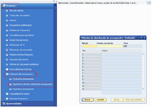 GESTION DE PRESUPUESTOS EN SAP BUSINESS ONE SAP Blogs