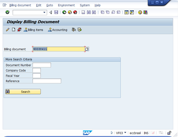 A new way to analyze billing document creation SAP Blogs