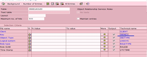 How to find documents from the IDOC number from IDOC relationship