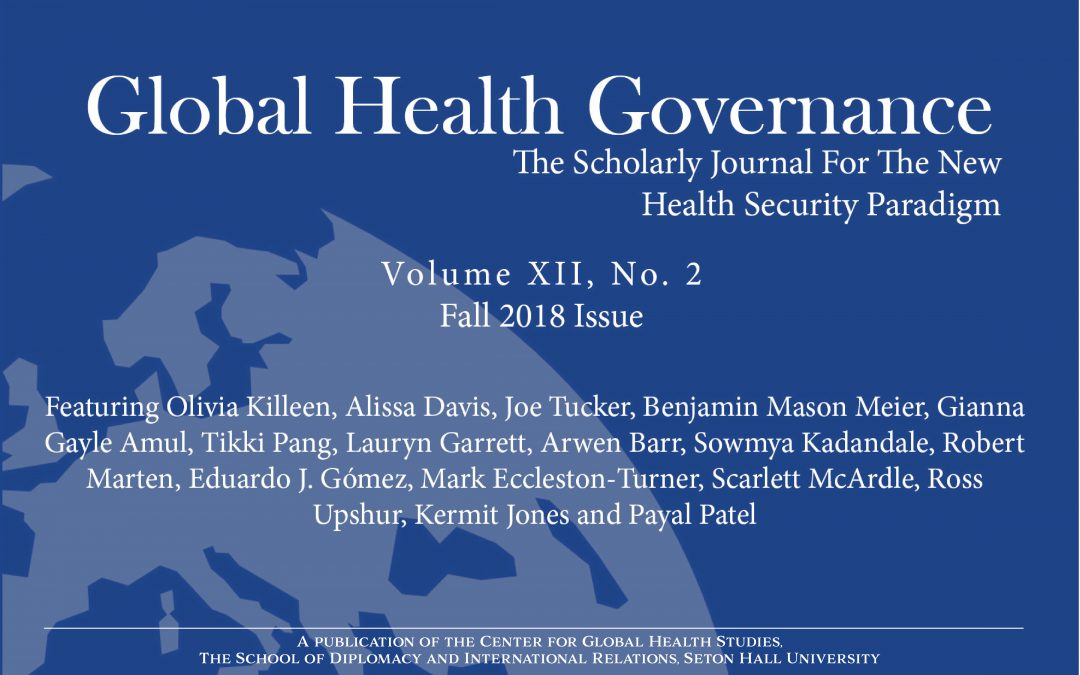 Chinese Global Health Diplomacy In Africa Opportunities