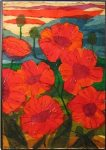 Poppies, by Sandra Boucher of Jacksonville, Oregon