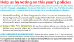 NEA Policy Vote 2012