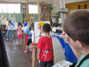 Rogue Gallery rgac art education for youth