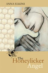The Honeylicker Angel, by Anna Elkins (book cover)