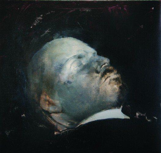 Turning Blue, Adrian Ghenie, at the Venice Biennale