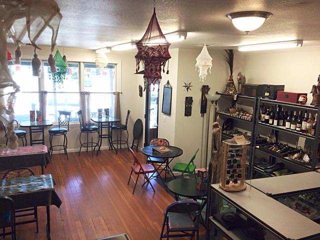 Cathy Dorris Studios has expanded to become Kindred Spirits: Art, Ale, and Wine