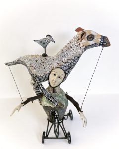 Sculpture by Robin & John Gumaelius