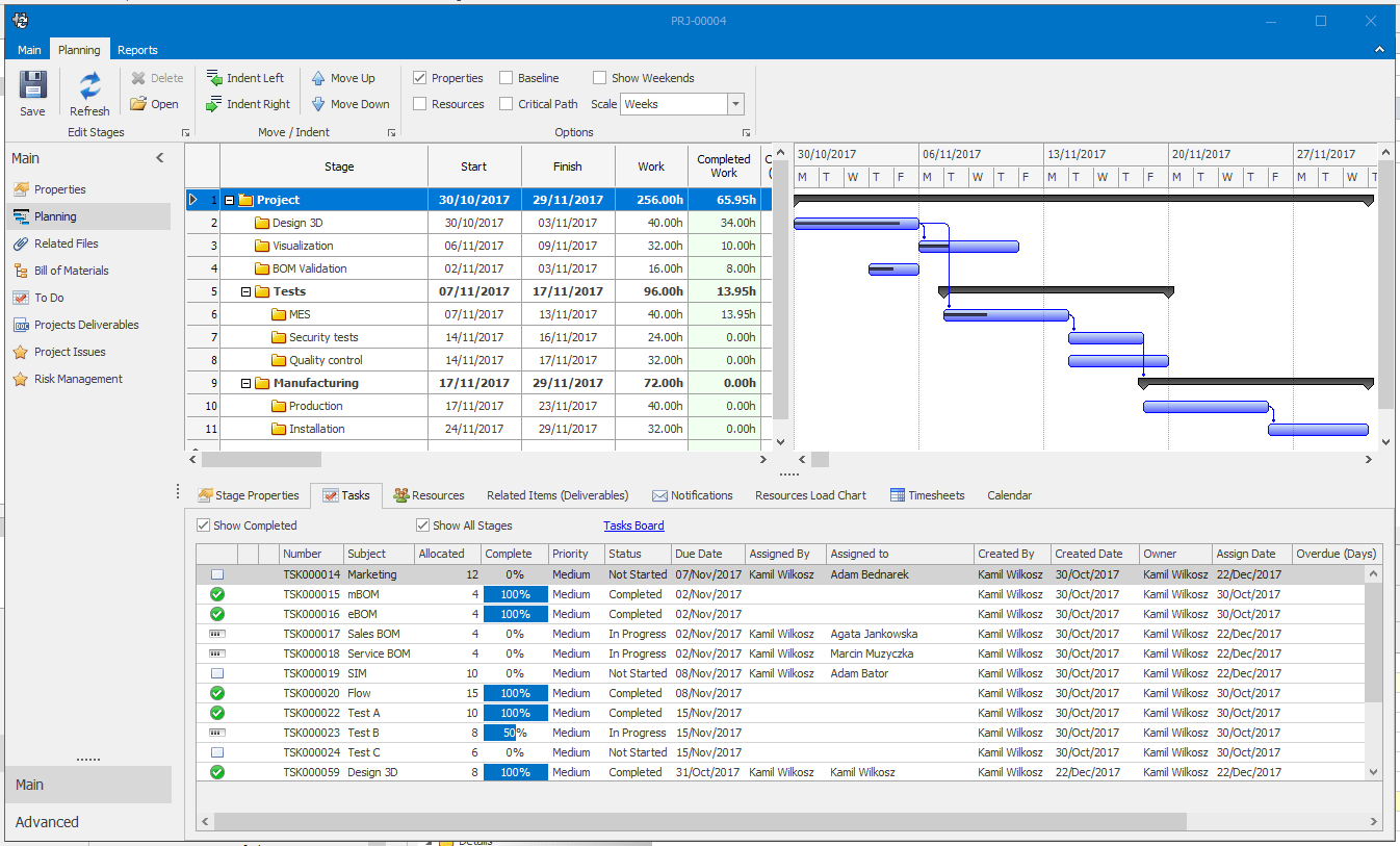 Manage Resource Solidworks Manage Advanced Project Data And Resources Management