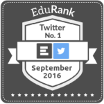 No 1 for Twitter Sept 2016