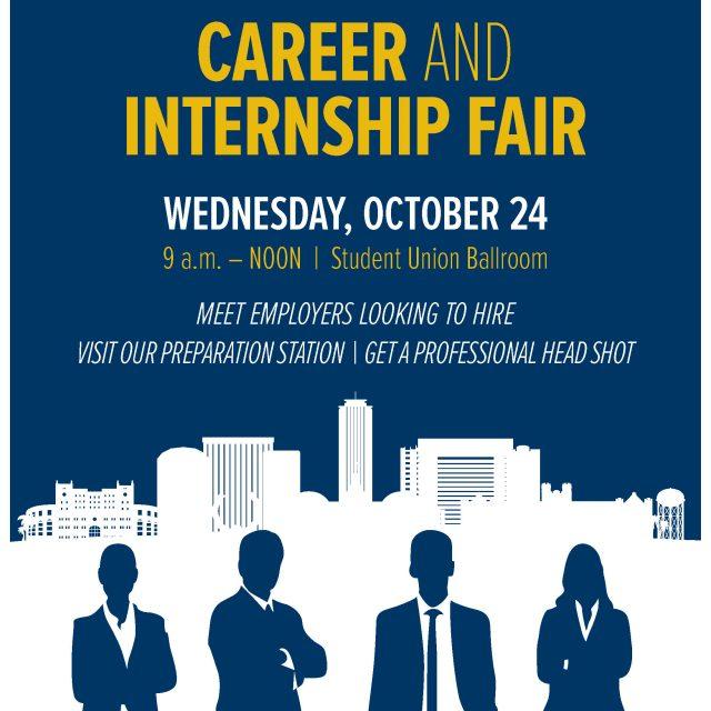 Career  Internship Fair \u2013 TCC Events Calendar