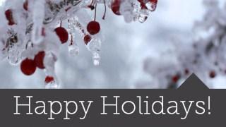 Happy Holidays from TechSmith!