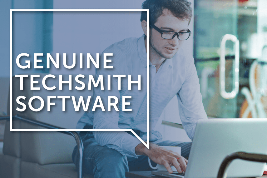 Genuine TechSmith Software