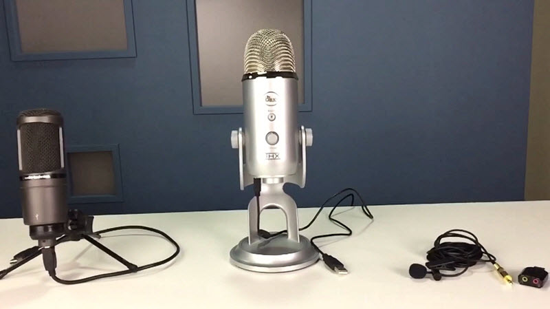 recommended USB microphones