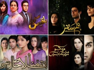 Drama writers seem to choose a theme based on ratings and then follow it with similar themes.