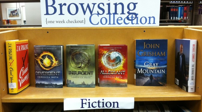 Best -Seller Books Available in Library Browsing Collection TOLLE - checkout a book