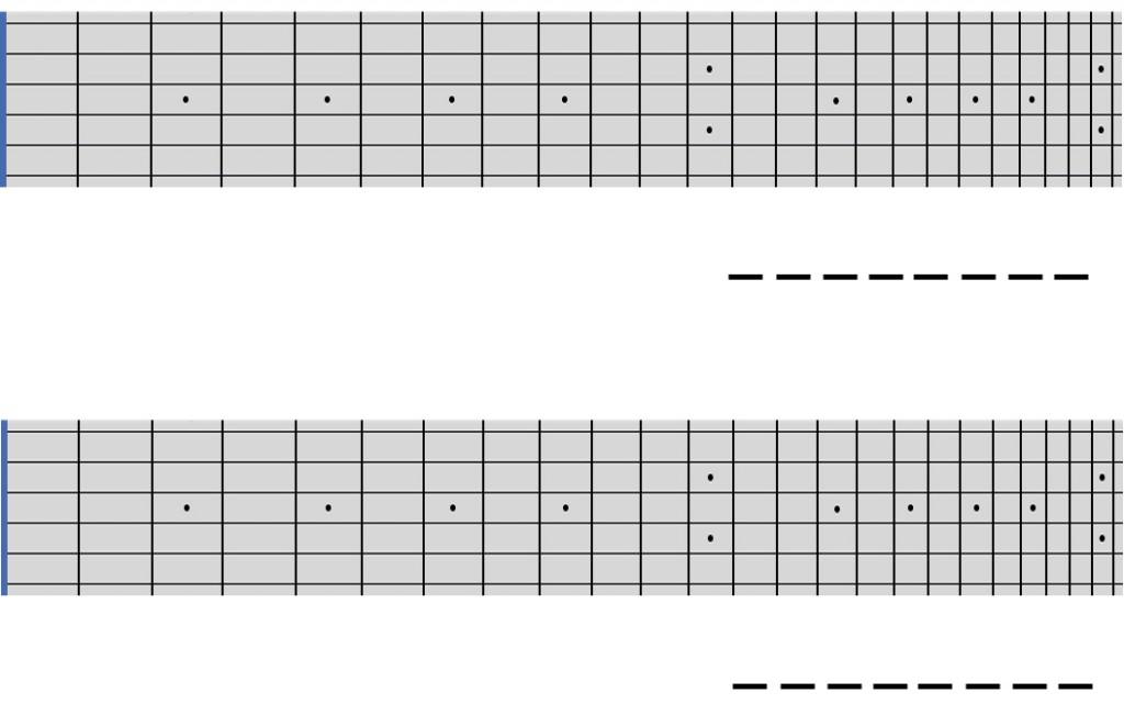 Bass Fretboard Diagram 24 - Online Schematic Diagram \u2022