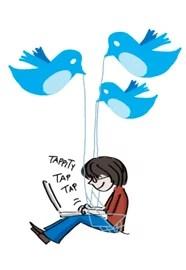 twitter per gli scrittori