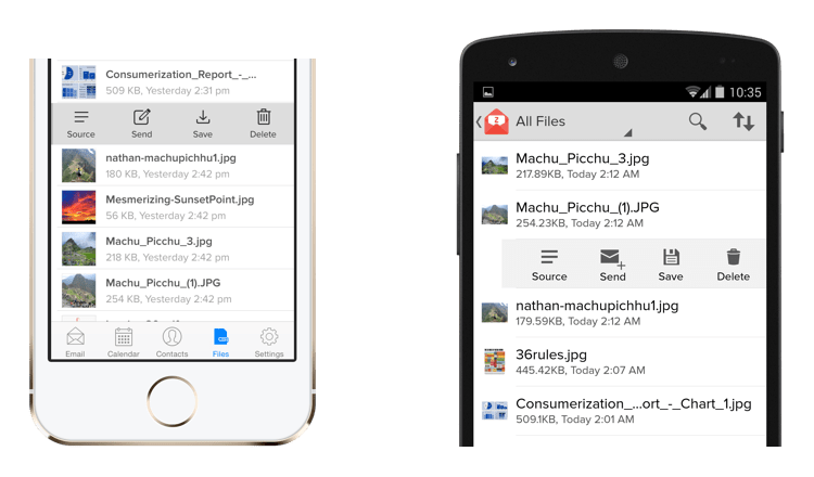 Supercharge Google Calendar 30 Tips Tricks Hacks And Unleashed Zoho Mail App For Ios And Android Phones 171; Zoho