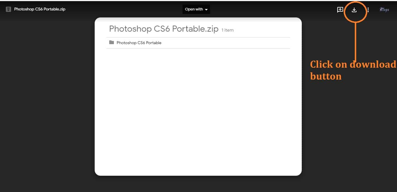 Portable Photoshop Free Download Portable Photoshop Cs6 In Simple Steps Blogsbro