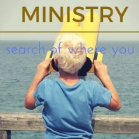 Ministry - Where Do I Fit
