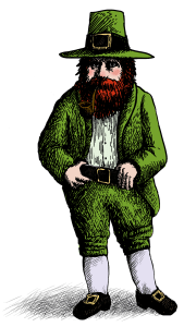 Picture of  a Leprechaun