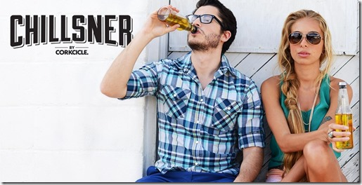 Cool your beer with Chillsner