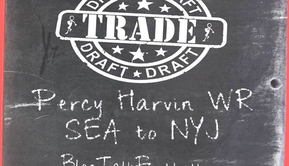 Seahawks Trade Percy Harvin To Jets