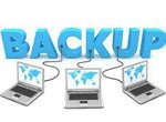 backup wordpress database files