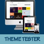 wordpress theme tester
