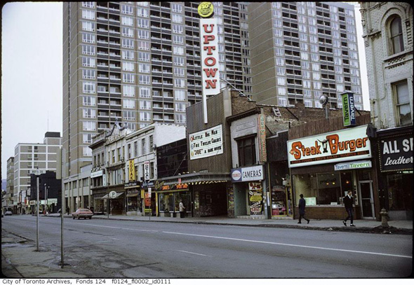 Tivoli Gardens Ontario What Cinemas Used To Look Like In Toronto
