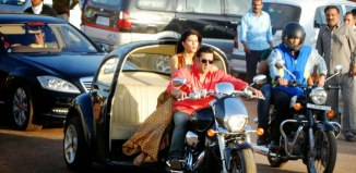 Salman and Jacqueline in Kick
