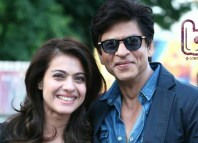 This photo of Shah Rukh Khan & Kajol will take you back in time!