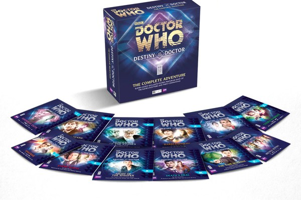 Big Finish Release Doctor Who – Destiny of the Doctors – The Complete Collection