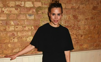 "Billie Piper attends the press night after party for ""Yerma"" at The Young Vic on August 4, 2016 in London, England."