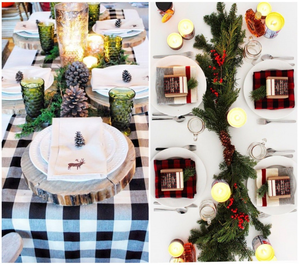 Decoration Table Noel A Faire Soi Meme Décoration De Noël à Faire Soi-même : 51 Diy De Noël