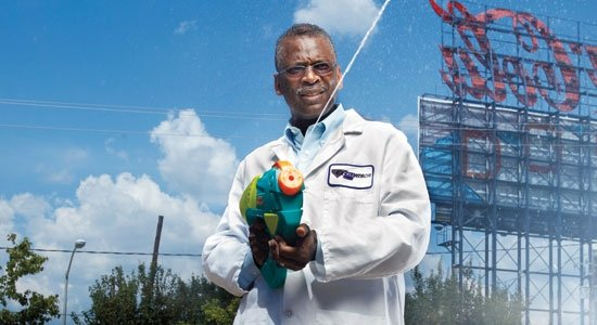 Black Inventor/Entrepreneur Lonnie Johnson Wins Massive 73 Million Arbitration from Hasbro