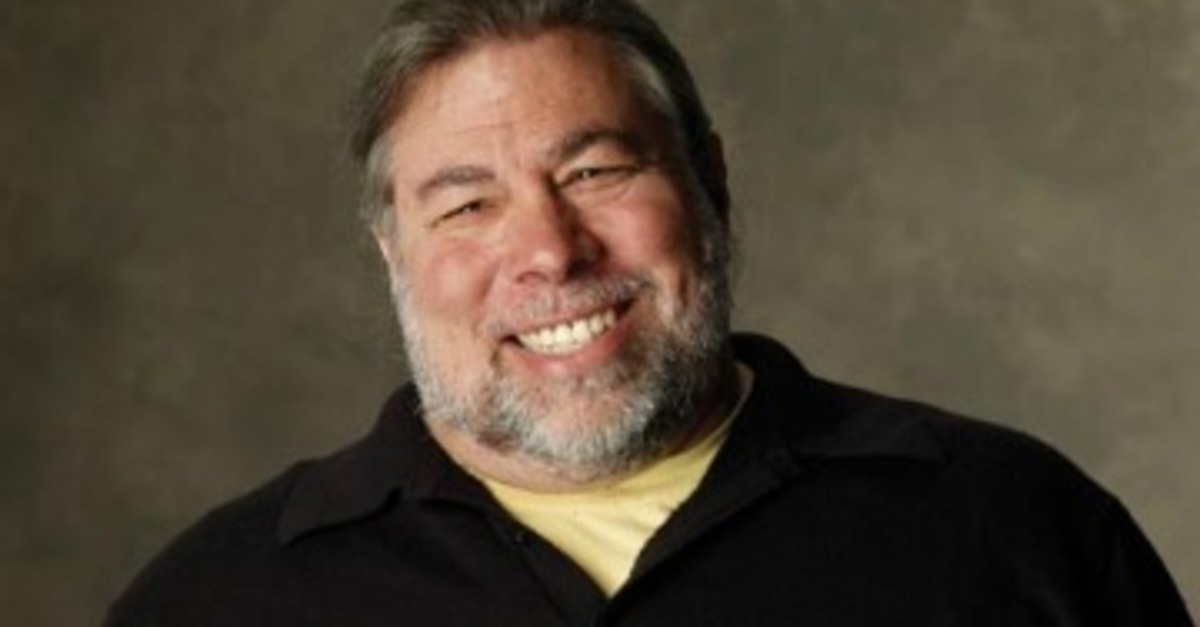 Apple's Steve Wozniak Urges Entrepreneurs To Be Bold And Inventive