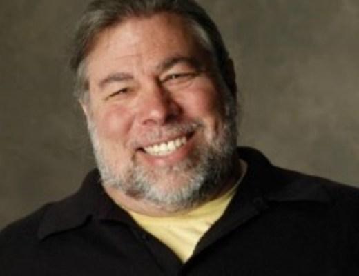 Steve Wozniak , blogwallet.com
