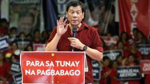 Duterte-Rally