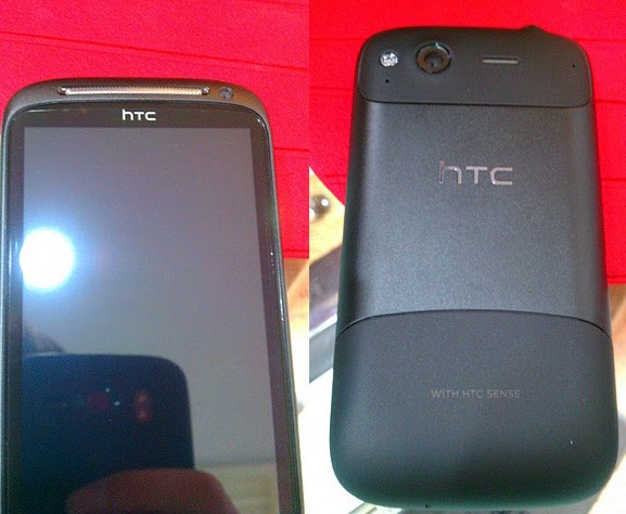 HTC Desire 2 spotted