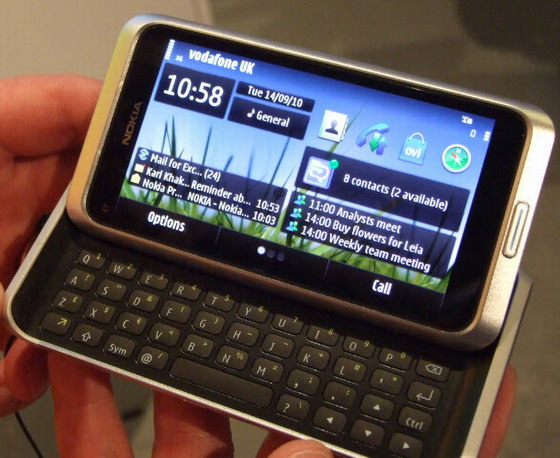 Nokia E7 Available in Finland