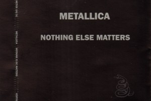 Metallica – Nothing Else Matters