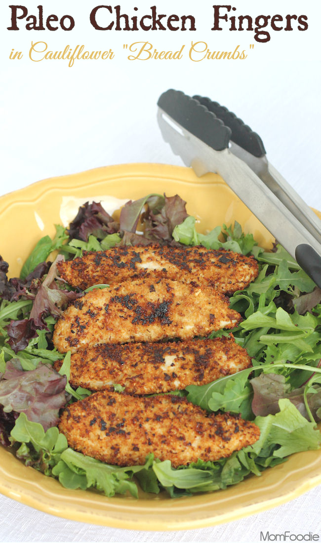 Paleo Angela's Easy Breaded Chicken