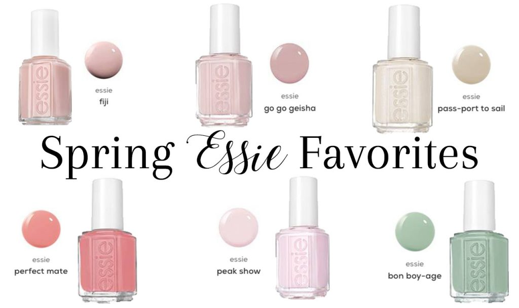 36 Spring Nail Polish Colors To Rock For Easter Blonde