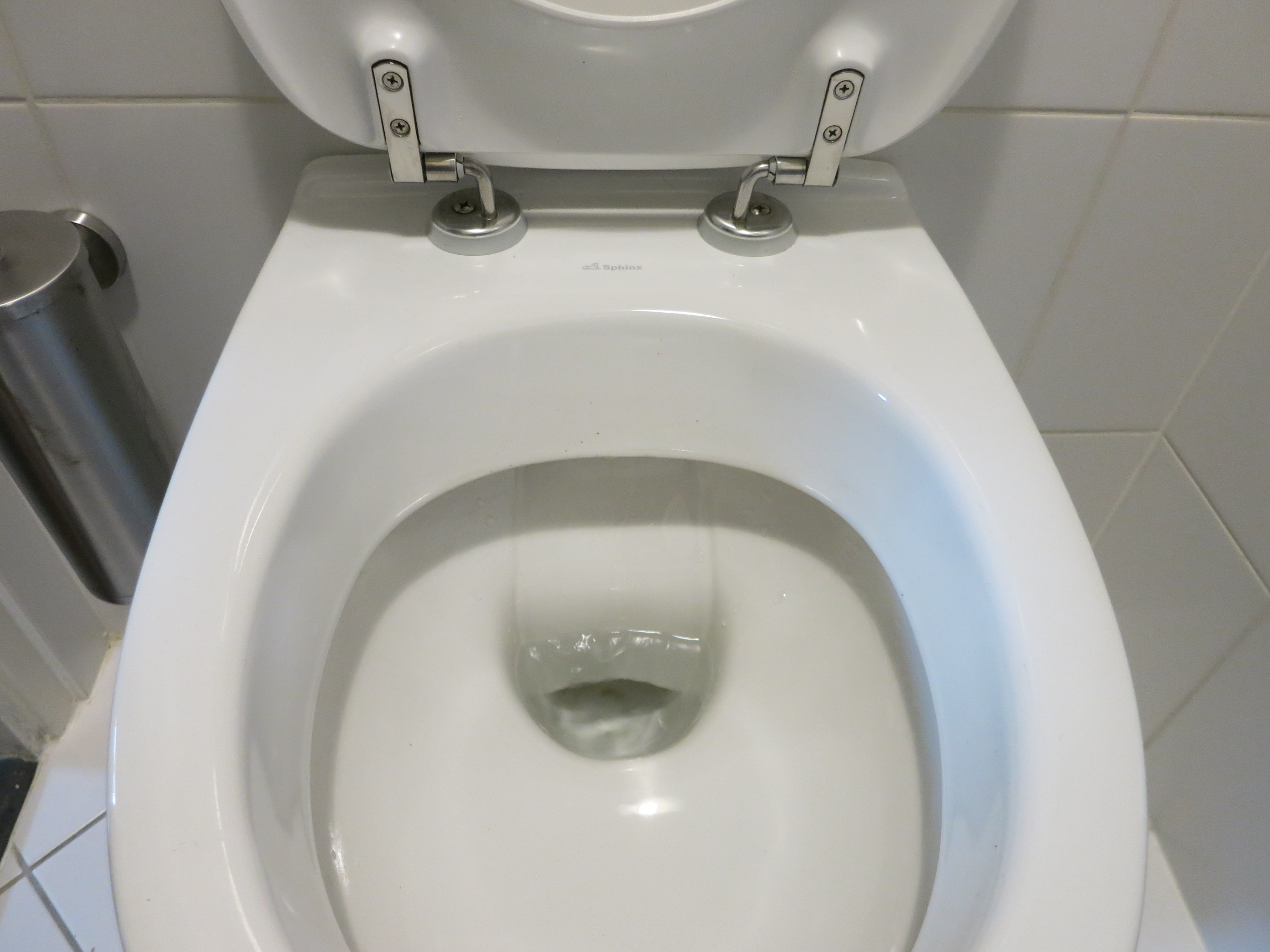 Korte Toiletpot Loopt Het Water Door In Je Wc Bas Blogt