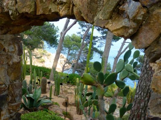 Cap Roig Botanic Gardens
