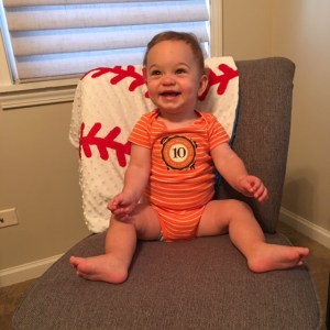 Cole's 10 Month Update