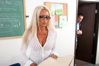 milf teacher naughty america